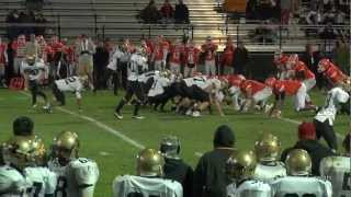 Oak Forest Football: Oak Forest 69 Shepard 29 in 6A Second Round on 11-02-12