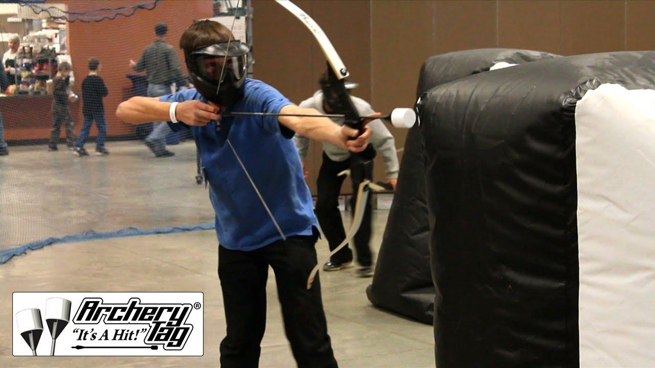 INSANE Archery Combat Action! - YouTube