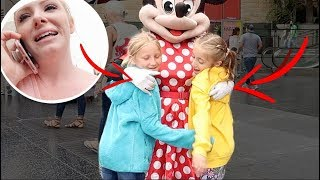 Minnie Mouse HARASSED me & my daughter (PROOF on camera)