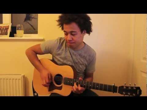 Imagine Dagons - The River - Guitar Lesson