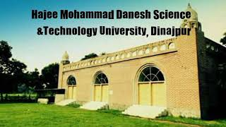 Hajee Mohammad Danesh Scienc & Technology University HSTU,Dinajpur