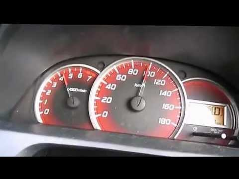 Toyota Avanza 1.5 S (2012) speed test 0-100, 80-120 km/hr