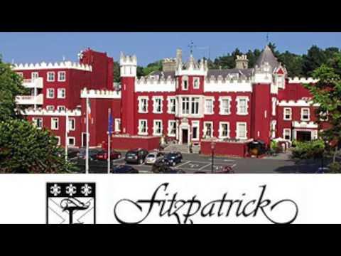 FITZPATRICK CASTLE HOTEL - FAMILY ROOM - DUBLIN, IRELAND