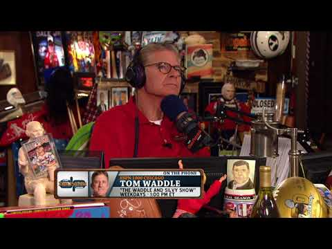 ESPN's Tom Waddle on The Dan Patrick Show | Full Interview | 8/18/17