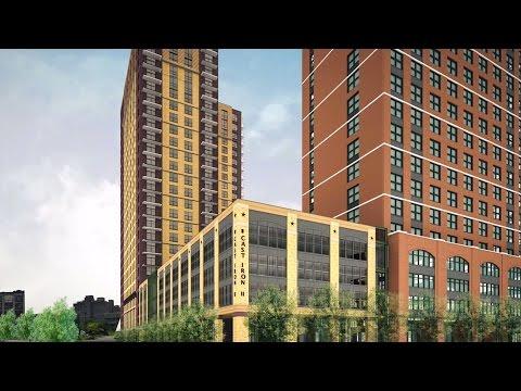 Groundbreaking Of Cast Iron Lofts II In Jersey City's Soho West Neighborhood