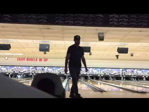 David seltzer buena lanes Ventura ca 900 global dream big bowling ball