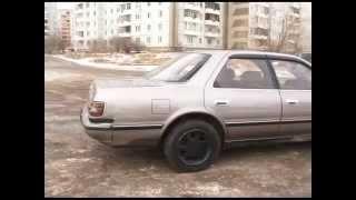 Герои старой гвардии: Toyota Cresta