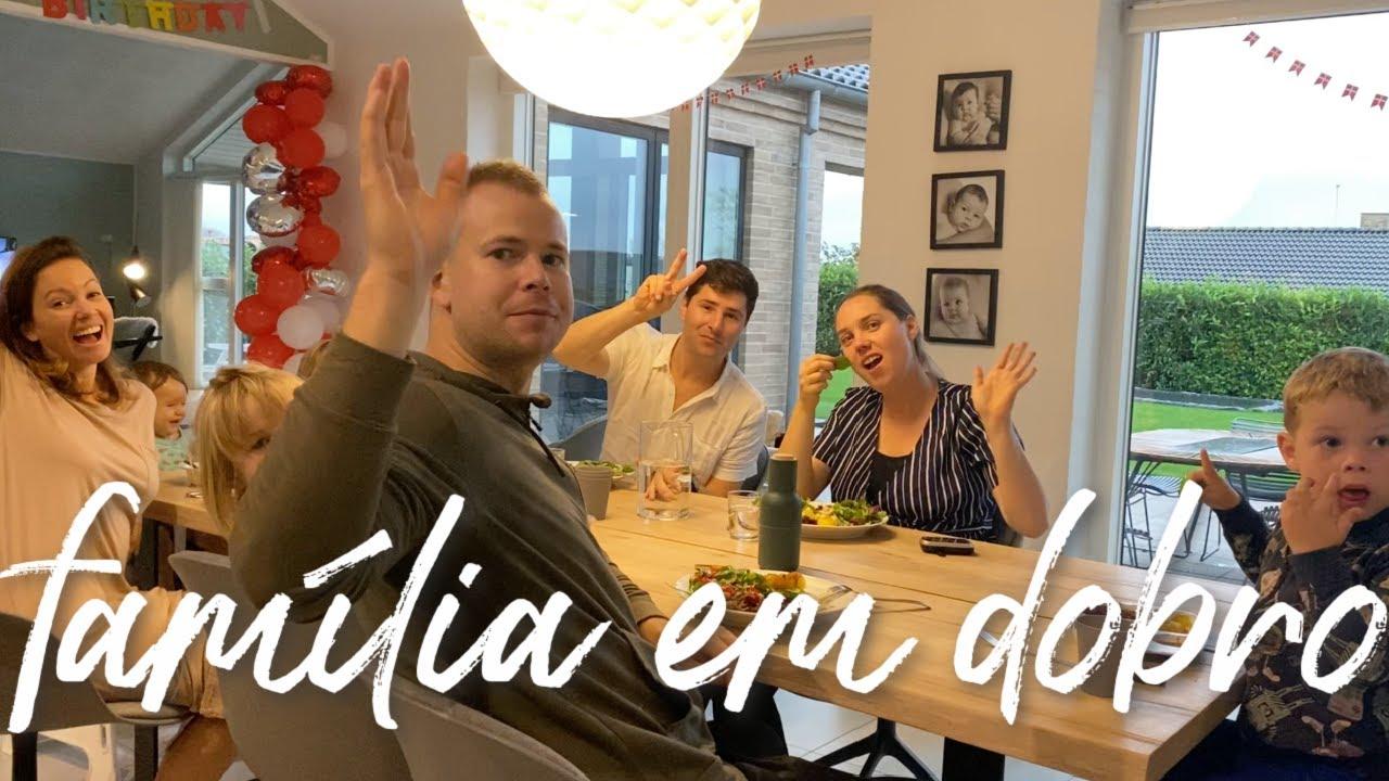 ROTINA DA FAMÍLIA COM 5 CRIANÇAS EM CASA NA DINAMARCA | Juliana Goes