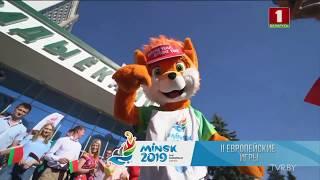 Агентство теленовостей начинает освещать главные новости II Европейских игр в новом формате