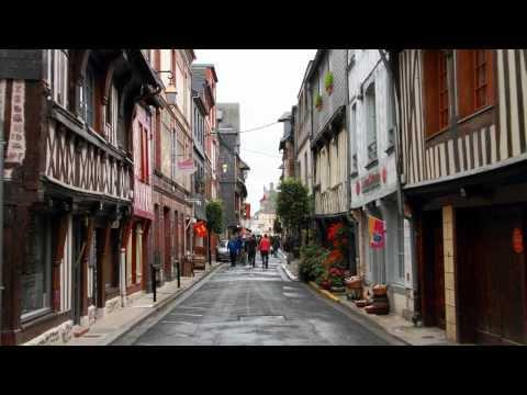 Honfleur - France (HD1080p)