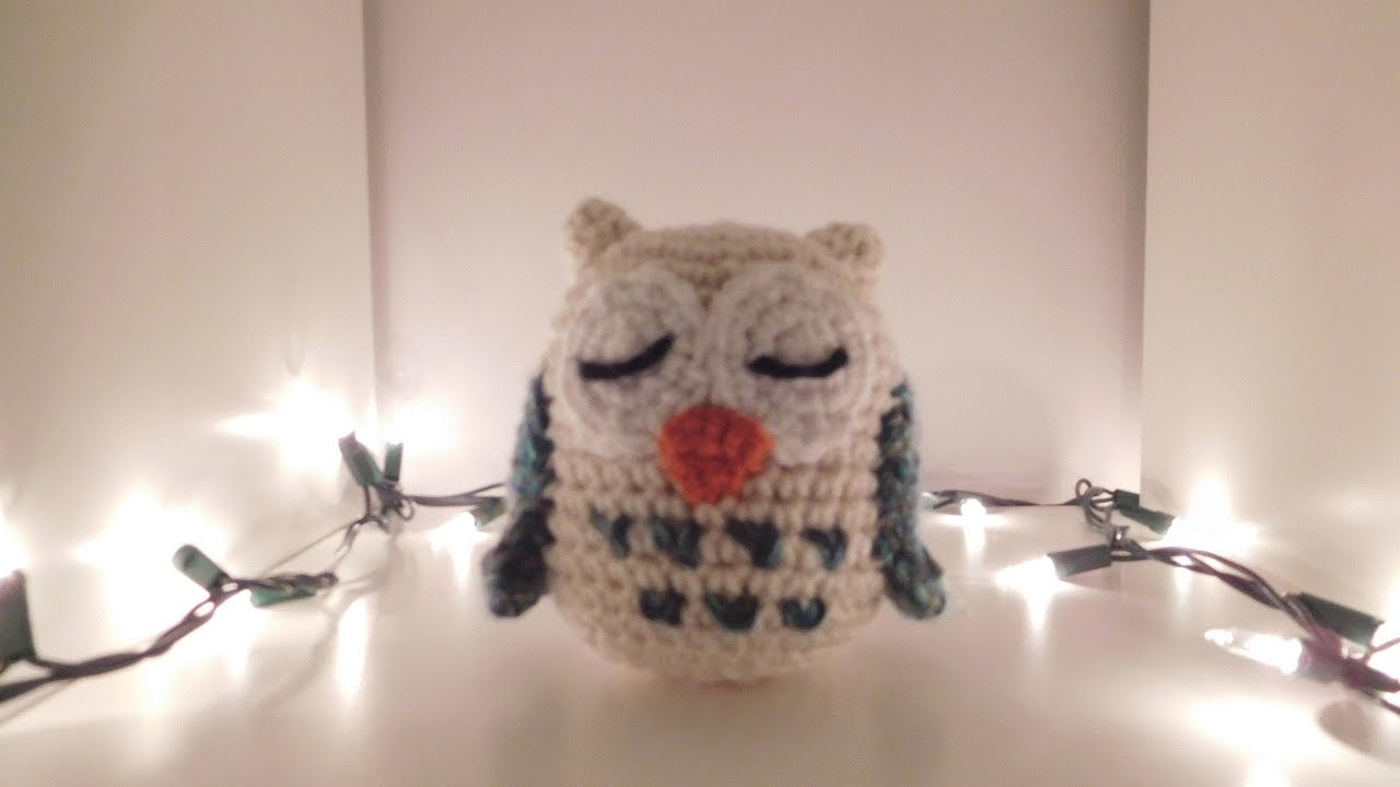 Owl Amigurumi Pattern Cutest Crochet Ideas Video Tutorial | 720x1280