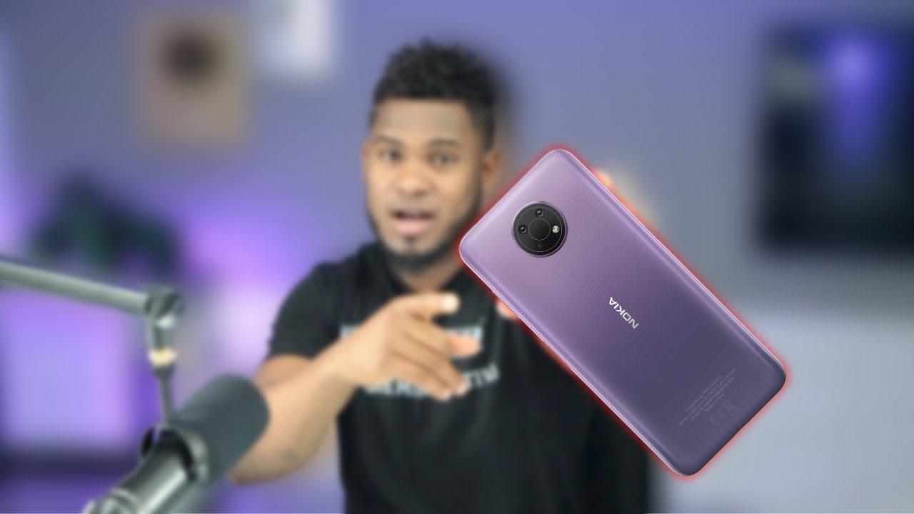 Nokia G10 Unboxing