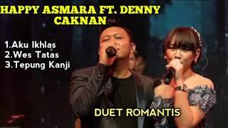 Happy Asmara ft. Denny Caknan ❤️ Aku Ikhlas - Wes Tatas - Tepung Kanji | Duet Romantis