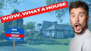 Berwyn Lodge 5 North Close - CH62 2BU WRB Auctions