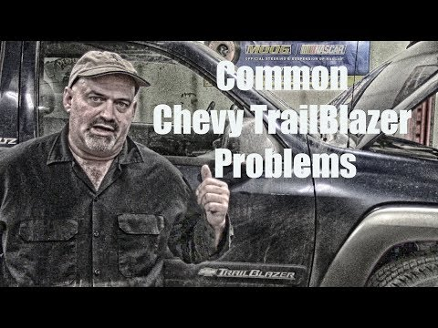 Common Chevrolet TrailBlazer GMC Envoy Problems - YouTube