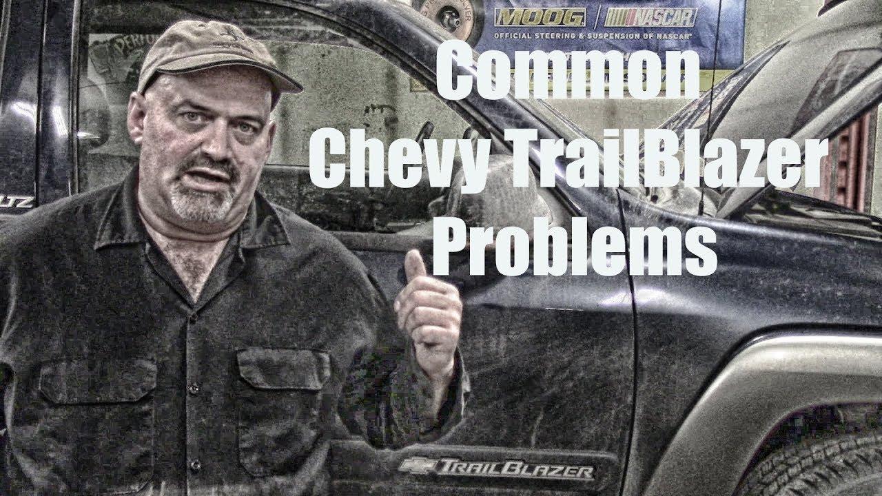 hight resolution of common chevrolet trailblazer gmc envoy problems