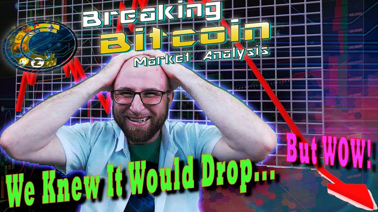 Is This The Bitcoin Doomsday Signal?  Live Analysis & Trading – 6.4K Incoming?!