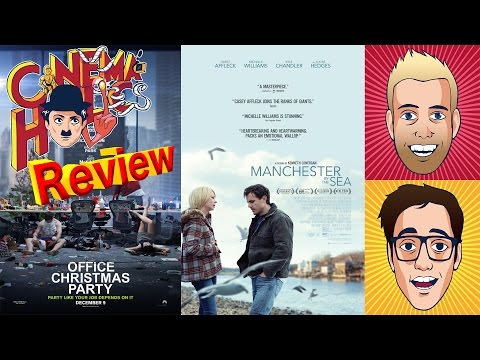 Meeting 015 - Office Christmas Party/Manchester By The Sea review
