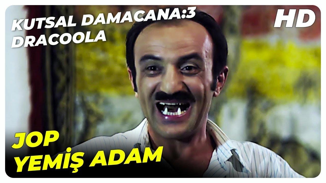 Sebo, Vampir Oldu | Kutsal Damacana: 3 Dracoola Türk Komedi Filmi