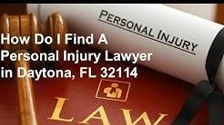 Top 7 Personal Injury Lawyers in Daytona, FL  32114