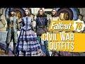 Fallout 76 - Civil War Era Outfits Location Guide & Showcase