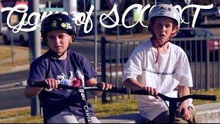 Sammy Williamson VS Kai Saunders | SCOOT
