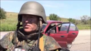 Батальон Донбасс. Попасная.