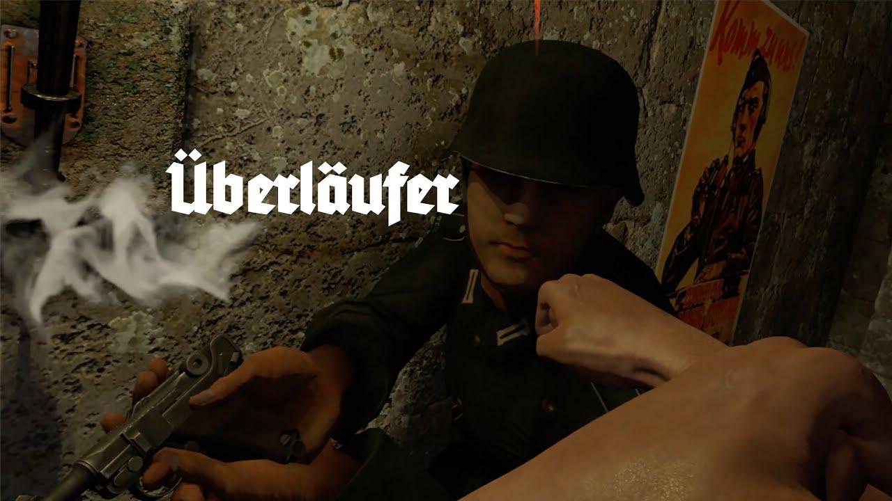 Überläufer es un roguelike inspirado en Castle Wolfenstein