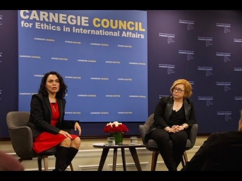 María Antonieta Alcalde & Terry McGovern: Women's Rights are Human Rights