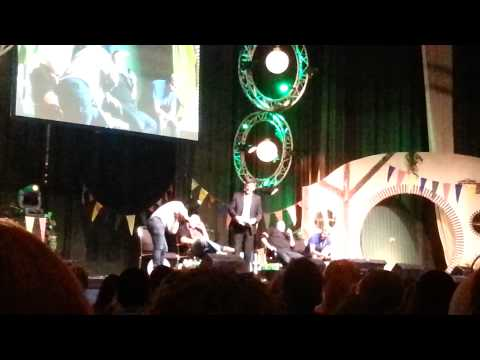 Dean O'gorman and the mailbox story  HobbitCon 2013