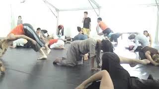Ibiza Contact Improvisation Festival August September 2010   30 08 2010 10 30 am   Intensive   Joerg
