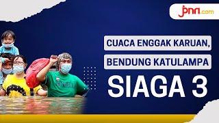 Bendung Katulampa Siaga 3, 11 Wilayah di DKI Berpotensi Banjir