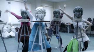 Институт дизайна - Урок Скульптуры