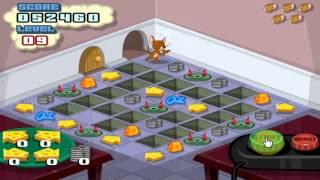 Tom ve Jerry Gece Atıştırması Oyunu Tam Çözümü (www.oyundedem.com) - Zeka Oyunu