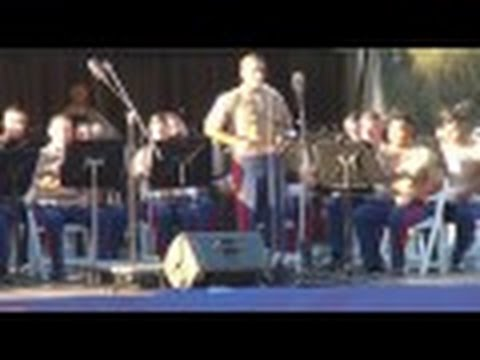 3D Marine Aircraft Wing Band - 2016 Twilight Summer Concert