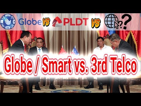 Will Philippine Government Ever Break the Network Duopoly of Smart and Globe?