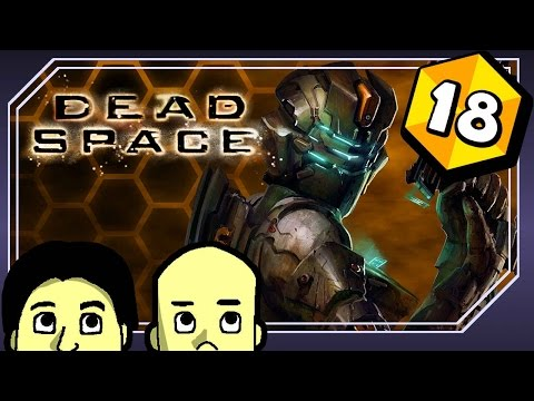 Let's Play Dead Space (Blind) Part 18: Asteroid Cleanup Duty