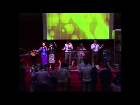 Elim Church & Ps Esther (16/3/2014)