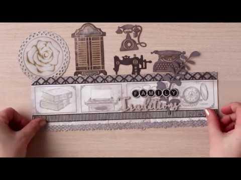 Archiver's™ Laser Cut Embellishments & Borders   Creative Memories Australia