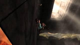 Tomb Raider Anniversary   Wall Run Bug