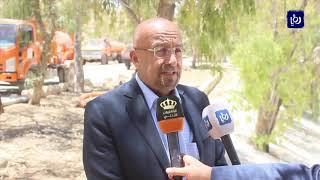 وزير المياه يتوعد المعتدين على محطة تنقية الكرك -(12-6-2019)