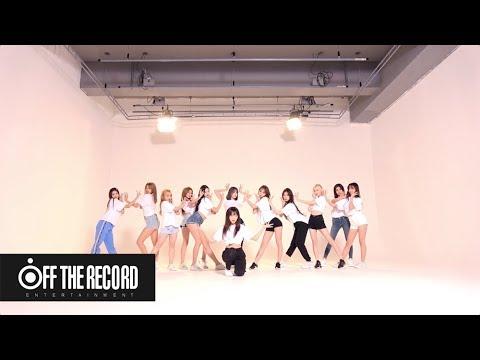 IZ*ONE (아이즈원) - 'Vampire' Dance Practice