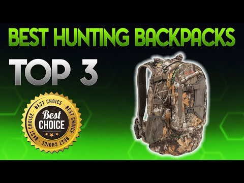 Best Hunting Backpacks 2019 - Hunting Backpack Review