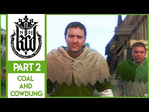 Kingdom Come deliverance | Part 2 | Coal and Cowdung