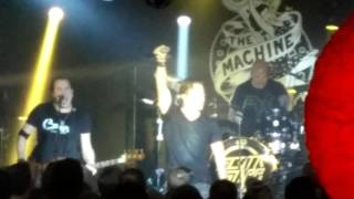 Scott Stapp The Machine Shop Hit Me More
