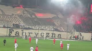 Łódź Fabryczna - Widzew Łódź 0-0 Stal Stalowa Wola 2018/19