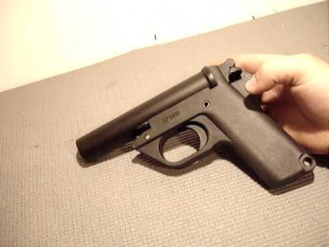polish flare pistol