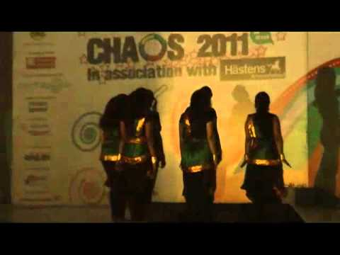 IIM-A-Chaos 2011 inter collegiate dance competition