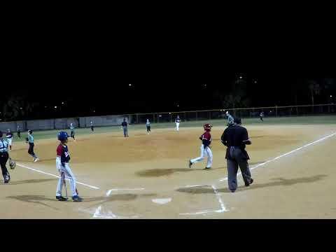 SF Renegades VS Vipers Baseball  Premier Spring Season 12 Under Open Pool A Fran HD 2018