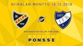 KalPa - HIFK, 18.12.2018, hikihaastattelu: Sami Kapanen ja Ryan Wilson